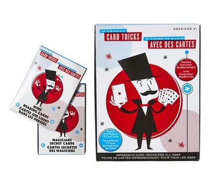 Card Trick Set Winners