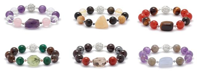 Energy Stone Jewellery Chakra Bracelets