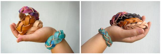 Fitzy Braided Bracelets