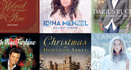 Holiday Albums 2014