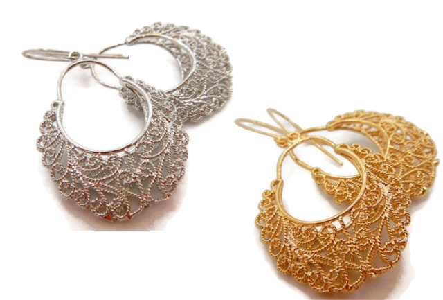 Jewelry by Andrea Simply Stunning Zen Earrings