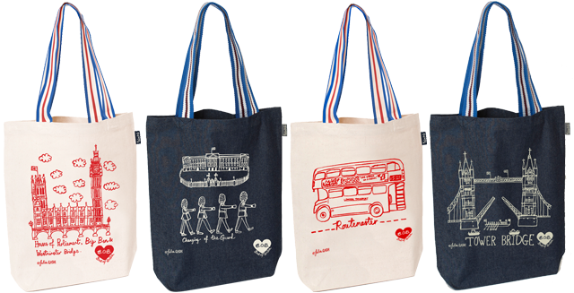 Lifestyle Market Talented Totes
