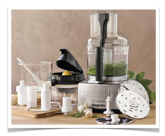 Magimix 16-Cup Food Processor
