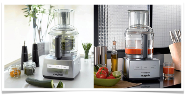 Magimix Food Processor Lifestyle