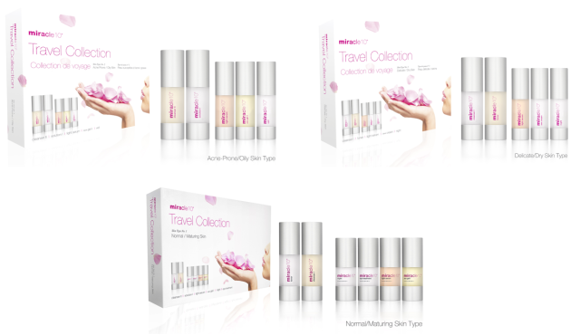 Miracle10 Travel Kits