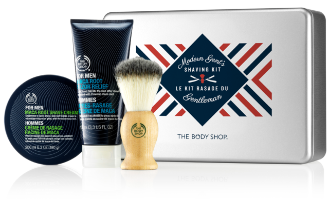 Modern Gent's Shaving Kit