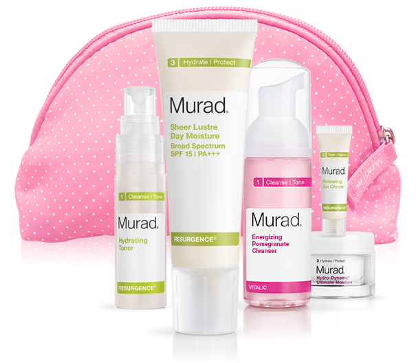 Murad Firm & Protect Anti-Aging Kit