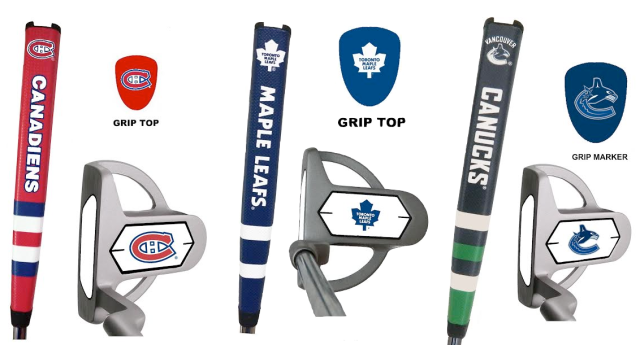 NHL Team Golf Putters