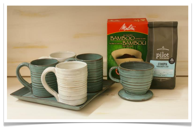 Pottery Cupboard Prize Package