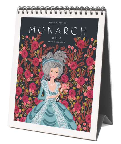 Rifle Paper Co Monarch Calendar