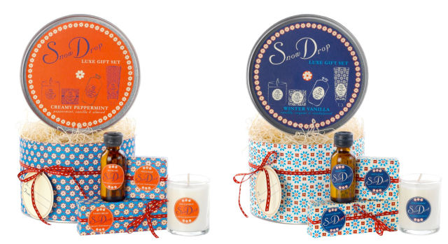 Soap and Paper Factory Luxe GIft Sets