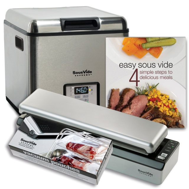 SousVide Supreme Starter Package