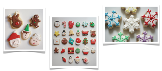 Teeny Tiny Bakery Holiday Cookies