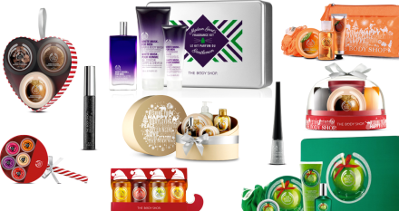 The Body Shop Holidays 2014