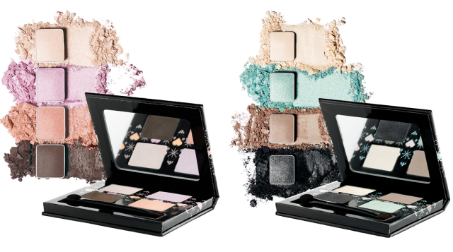 The Body Shop Pastel Palettes