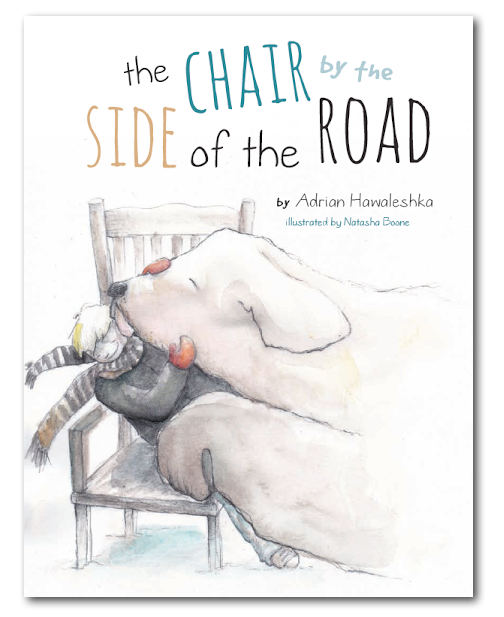 The Chair By The Side of the Road