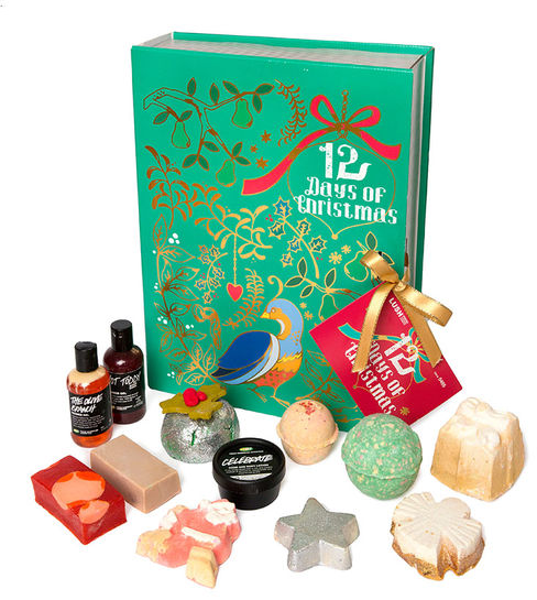 12 Days of Christmas Lush