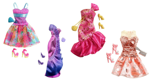 Barbie Outfits 2014