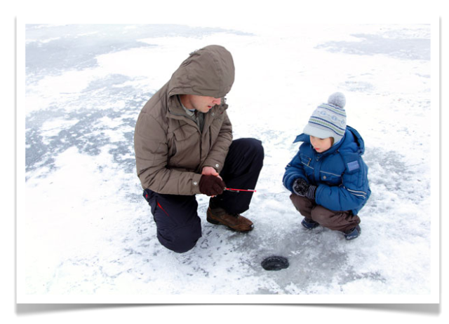 Breakaway Experiences Ice Fishing