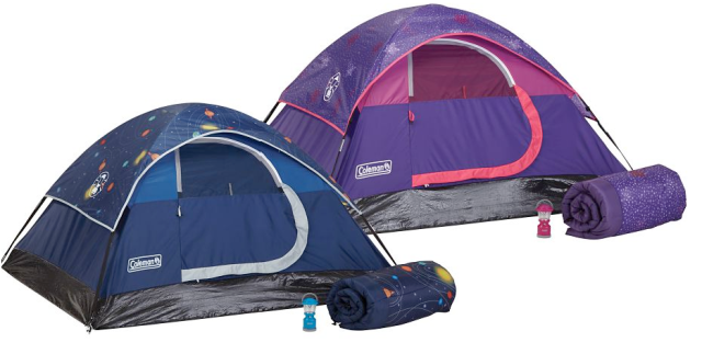 Coleman Sleepover 'N' Camp Set