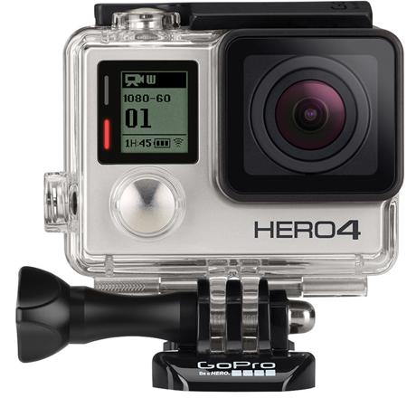 GoPro HERO4 Waterproof HD Sports and Helmet Camera