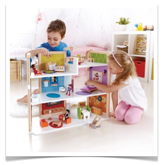 Hape DIY Dreamhouse