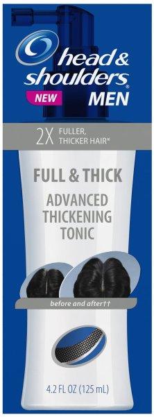 Head & Shoulders Full & Thick Tonic
