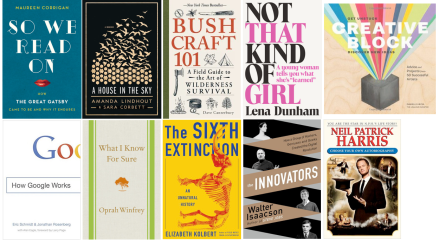 Holiday Reading List Nonfiction