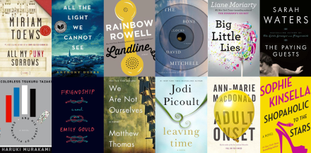 Holiday Reads Fiction