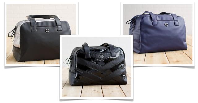 lululemon Urban Sanctuary Bags