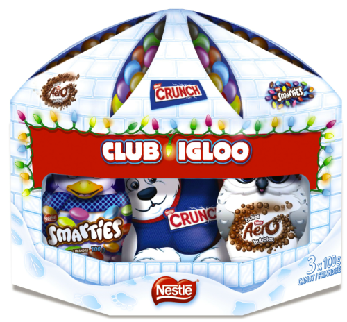 Nestle Club Igloo