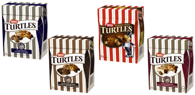 Nestle Turtles