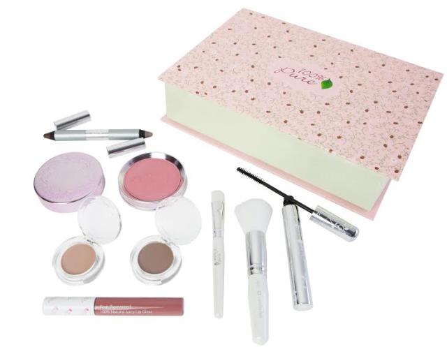 Pink Cheeks Gift Set 100% Pure