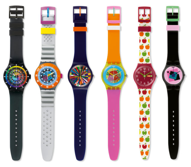 Swatch Color Collection