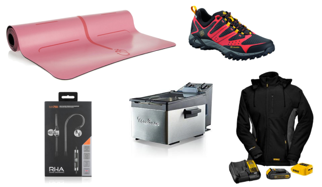 Top 10 Gifts Under $300 Prize Package