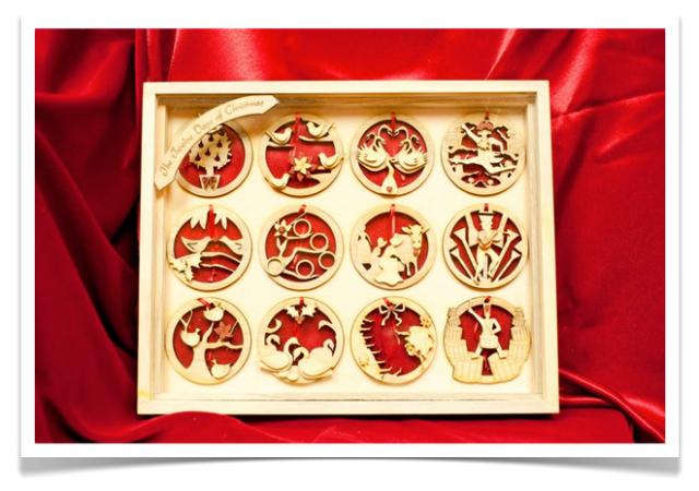 Tradeworks Ornaments