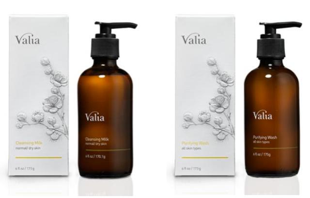 Valia Cleansers