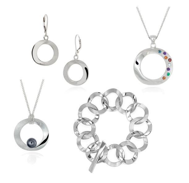 Pamela Lauz Jewellery Infinity Collection