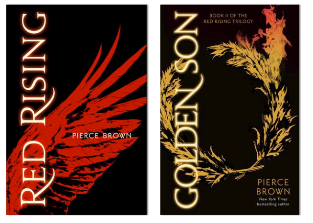 Pierce Brown Red Rising Golden Son