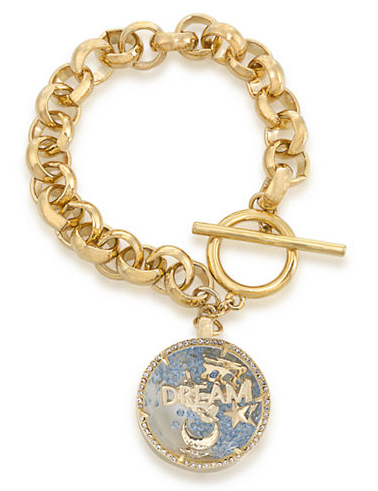 CAROLEE Word Play Dream Bracelet