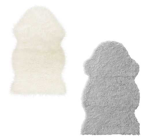 Ikea Sheepskin Rug Large: Canadian Gift Guide