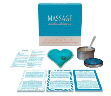 Kheper Massage Seductions Kit