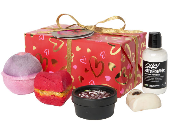 Lush Two Hearts Kit