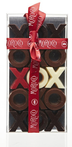 Moroco X's and O's Chocolate