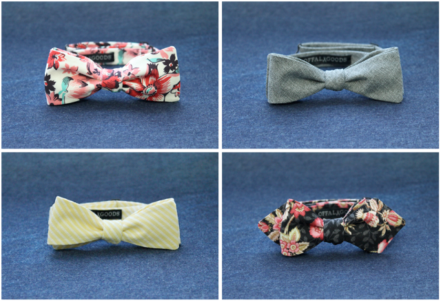 Offal Goods Bow Ties
