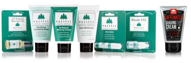 Pacific Shaving Co