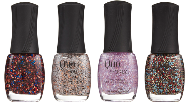 Quo by ORLY Art Scene Nail Polishes