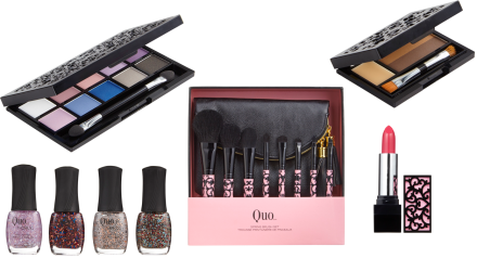 Quo Cosmetics Spring Collection