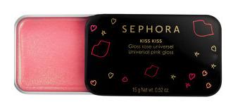 Sephora Kiss Kiss Universal Pink Gloss