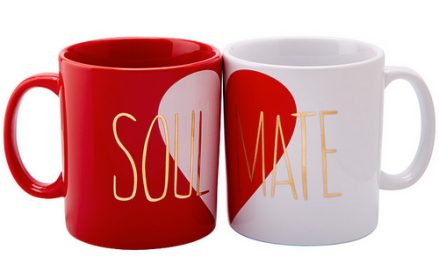 Soul Mate Love Mugs